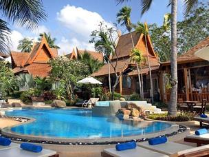 Thai House Beach Resort 3*