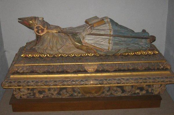 Могила и базилика Св. Виллиброрда