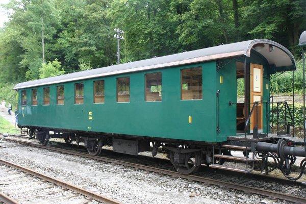 Музей железных дорог Фон-де-Гра