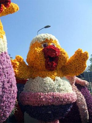 Парад цветов Bloemencorso