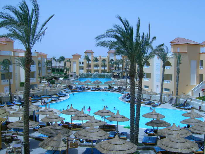 Albatros Aqua Blue Resort 4*