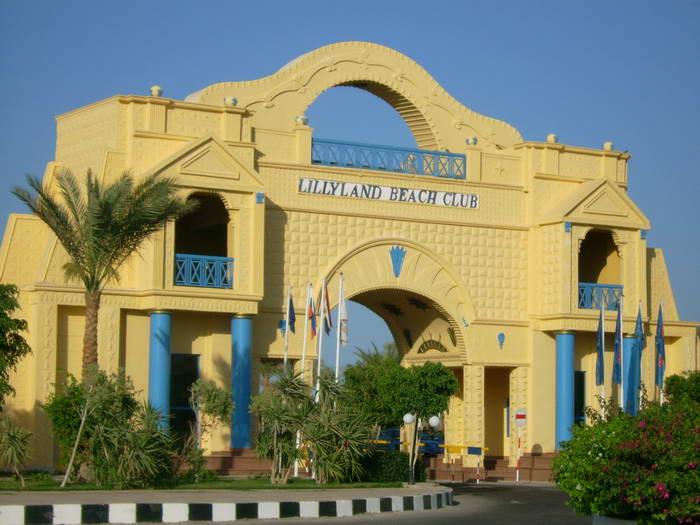 Lilly land Beach Club 4 *
