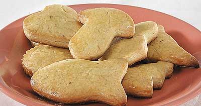 Песочные печенье своими руками