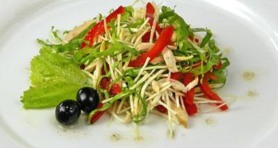 Салат по-австралийски
